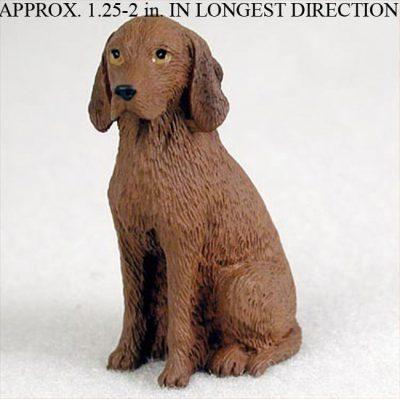 Vizsla-Mini-Resin-Hand-Painted-Dog-Figurine-Statue-180738575812
