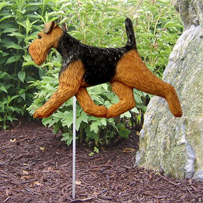 Welsh-Terrier-Outdoor-Garden-Dog-Sign-Hand-Painted-Figure-181369742553