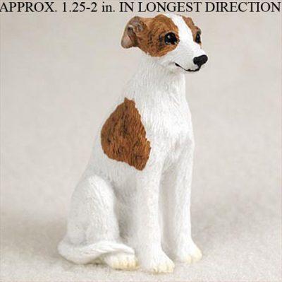 Whippet-Mini-Resin-Hand-Painted-Dog-Figurine-BrindleWh-180675957971