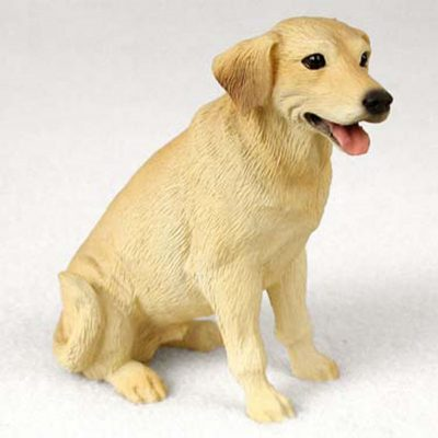 Yellow-Lab-Hand-Painted-Collectible-Dog-Figurine-400250931209