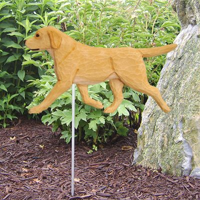 Yellow-Labrador-Retriever-Outdoor-Garden-Dog-Sign-Hand-Painted-Figure-400688324683