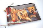 Yorkie-Dog-Bag-Zippered-Pouch-Travel-Makeup-Coin-Purse-400705298678