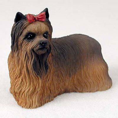 Yorkie-Hand-Painted-Collectible-Dog-Figurine-180741456234