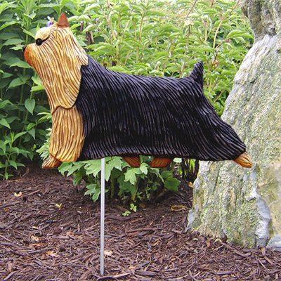 Yorkie-Terrier-Outdoor-Garden-Dog-Sign-Hand-Painted-Figure-400688325062