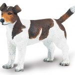 Jack Russell Terrier Figurine Toy 1