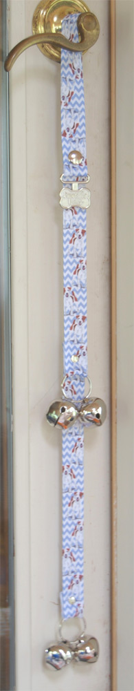Jack Russell Terrier Puppy Dog Potty Training Doorbells Poochie Bells