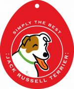 Jack Russell Terrier Sticker 4x4""