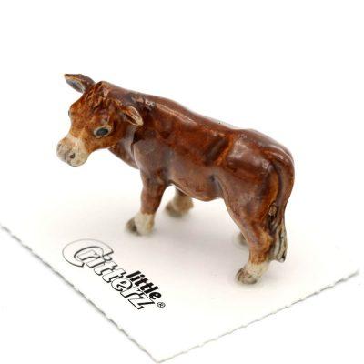 Jersey Cow Porcelain Figurine