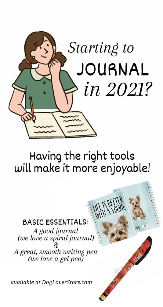 journaling essentials