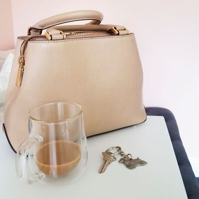 Keys - Purse - Coffee - The Essentials!