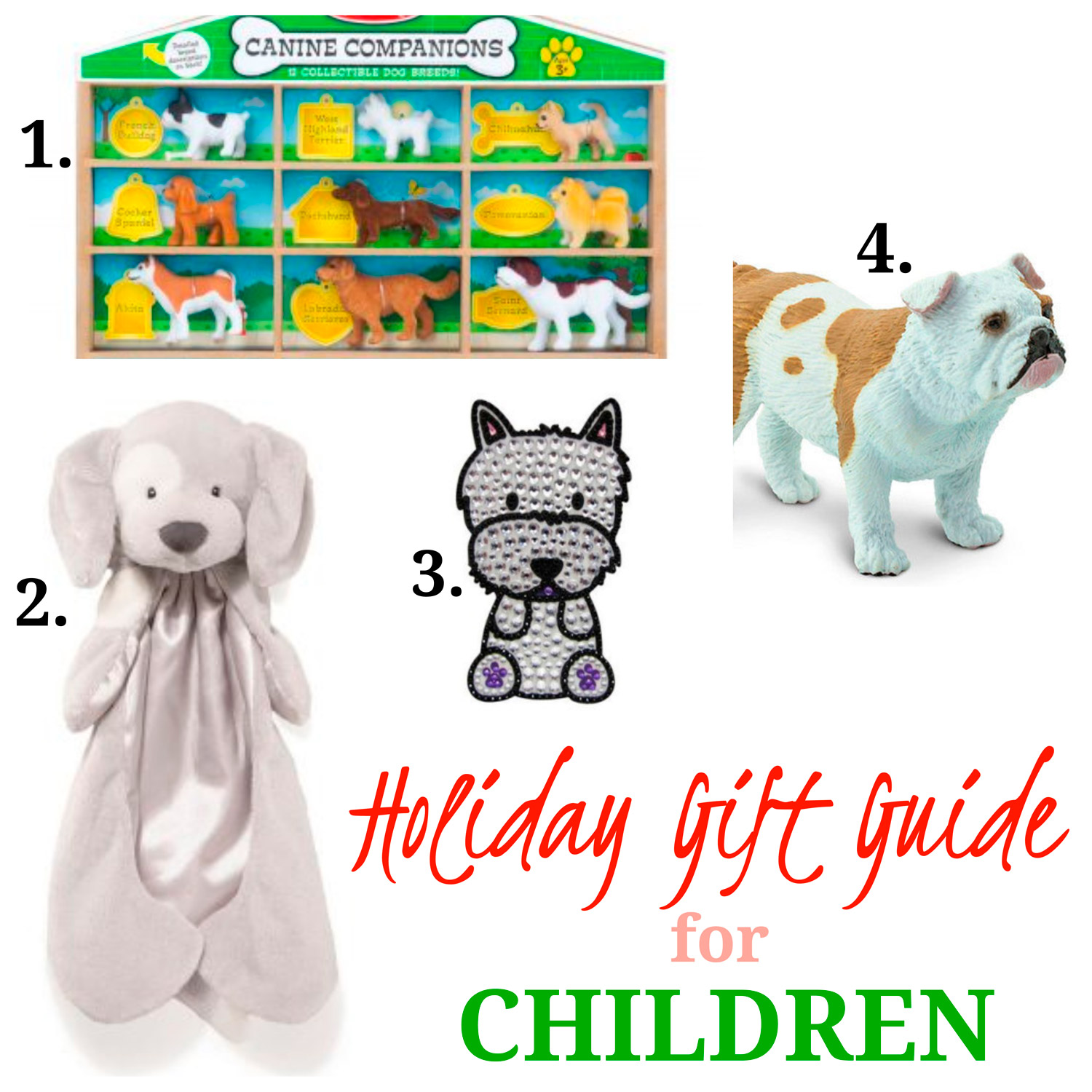 Kids Children Dog Gift Ideas