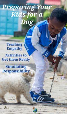 Kids Getting a Dog