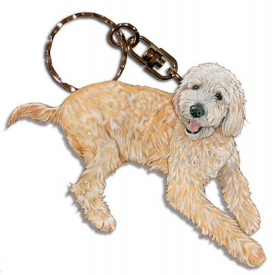 labradoodle-keychain-wooden