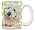 Labradoodle Mug 15 Ounces