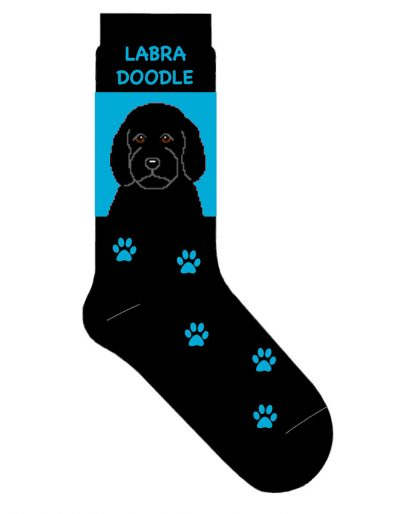 labradoodle-socks-black-blue