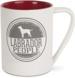 Labrador People Mug