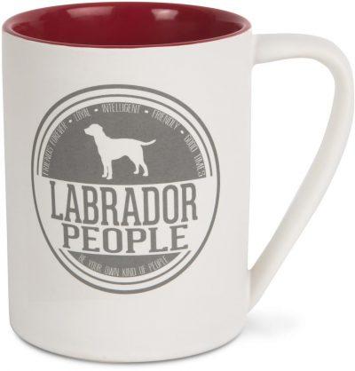 Labrador People Mug