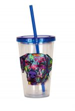 Labrador Tumbler - Double Walled Acrylic 16 Ounces