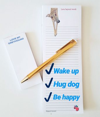Dog Notepad Sets