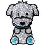 maltese-sticker-rhinestone-boy