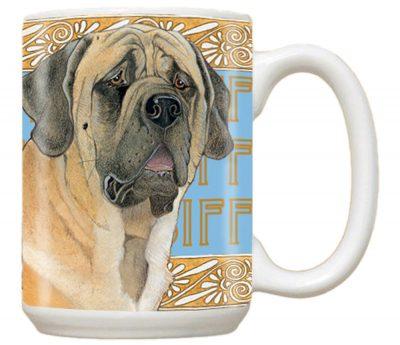 Mastiff Mug 15 Ounces