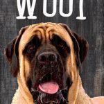 Mastiff Sign – You Had me at WOOF 5×10 1