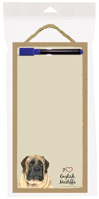 mastiff_dog_wooden_memo_boards