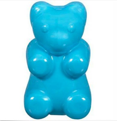 Megalast Gummi Bear Dog Toy