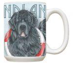Newfoundland Mug 15 Ounces