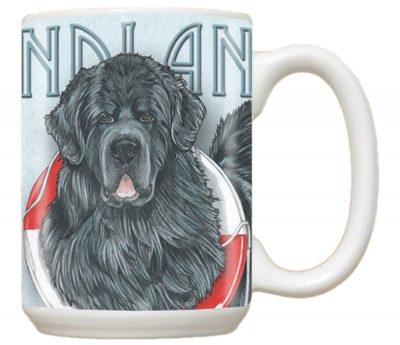 Newfoundland Mug 15 Ounces
