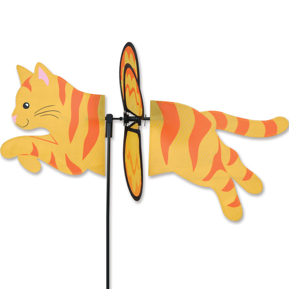 orange-cat-garden-wind-spinner