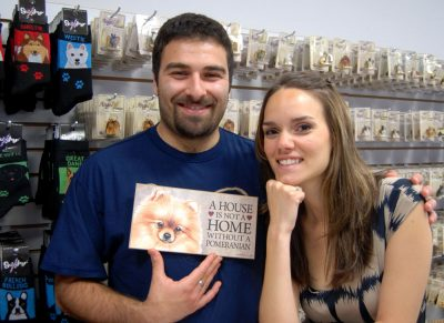 John & Kim - Owners of DogLoverStore.com
