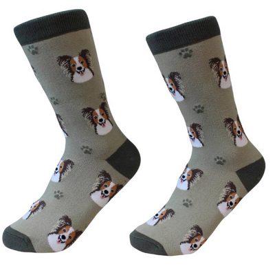 papillon-socks-es
