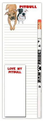 Pitbull List Pad