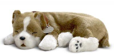 Pitbull Perfect Petzzz Stuffed Animal Breathing