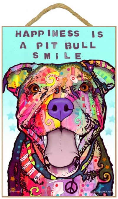 pitbull-sign-happiness-is-a-pit-bull-smile