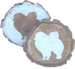 pomeranian-coasters-wood