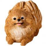 Pomeranian Figurine Sandicast - 2