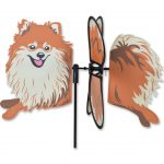 Pomeranian Wind Spinner
