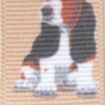 Basset Hound Puppy Dog Potty Training Doorbells Poochie Bells 2