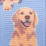 Golden Retriever Puppy Dog Potty Training Doorbells Poochie Bells 2
