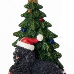 poodle-christmas-tree-ornament-black