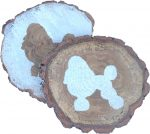 poodle-coasters-wood