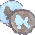 poodle-coasters-wood