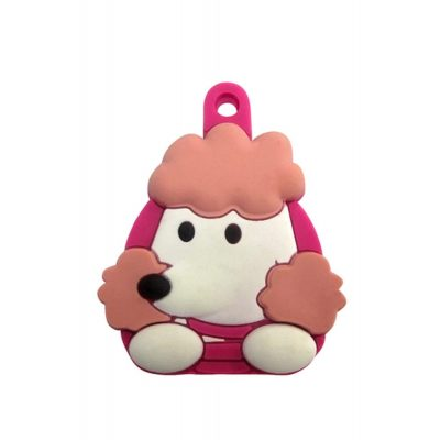 Poodle Key Cover 1