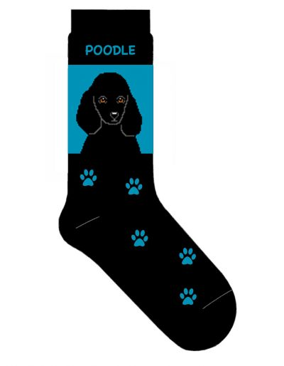 poodle-socks-black-blue
