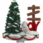 poodle-stocking-holder-white