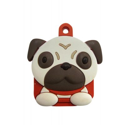 Pug Key Cover 1
