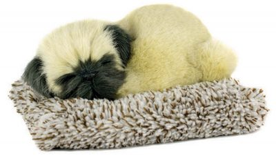 perfect petzzz pug pug perfect petzzz mini snoring dog stuffed animal 3570