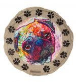 Pug Stepping Stone